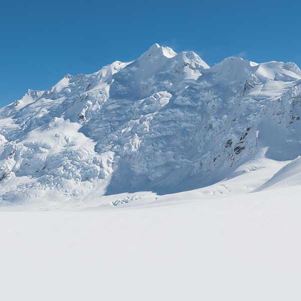 Mt Cook Tasman Glacier Experience
