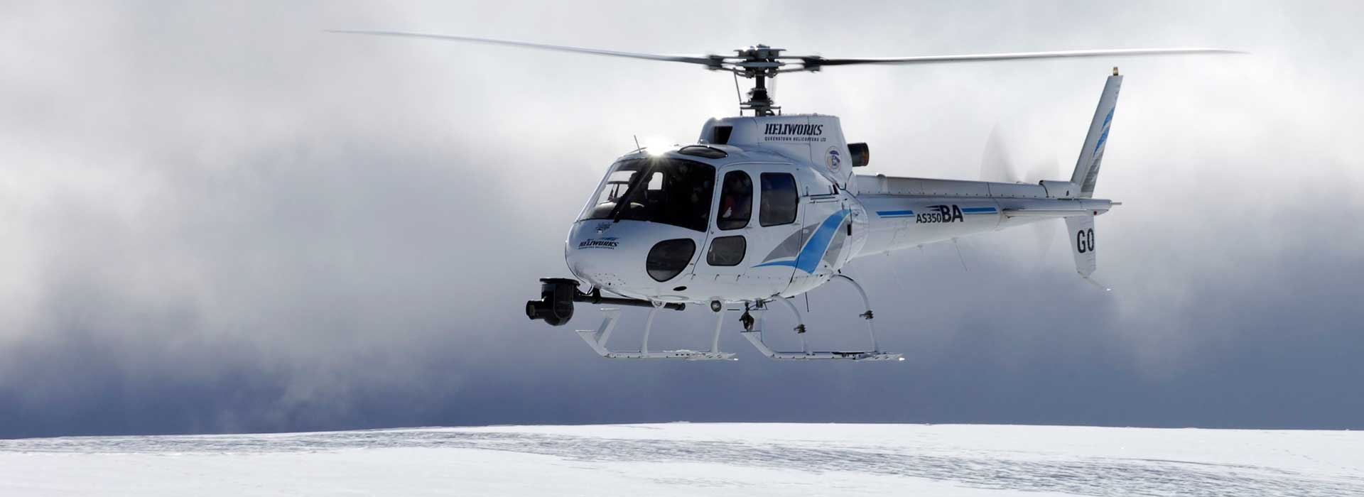 Commercial Helicopter Projects